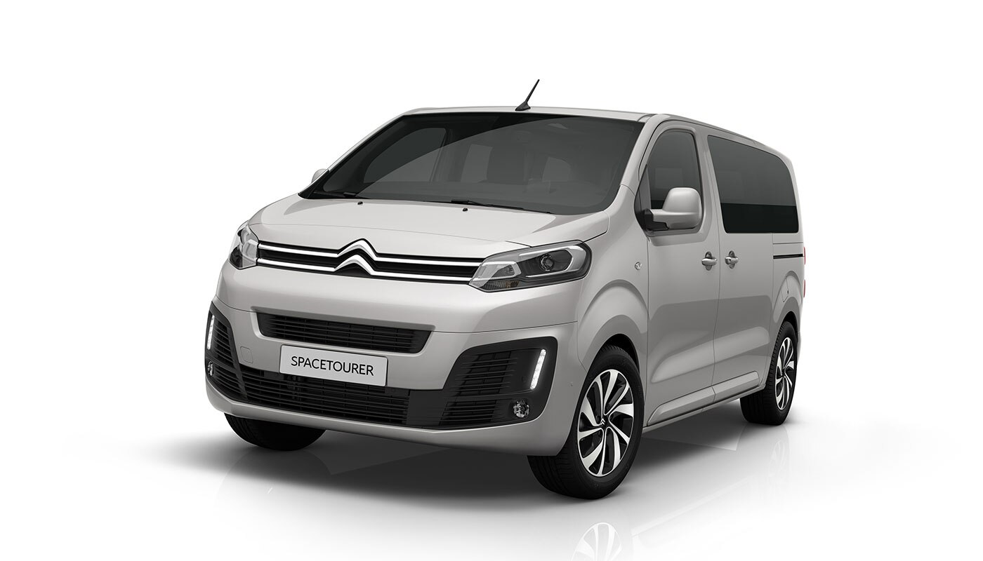 Νέο Citroen Space Tourer