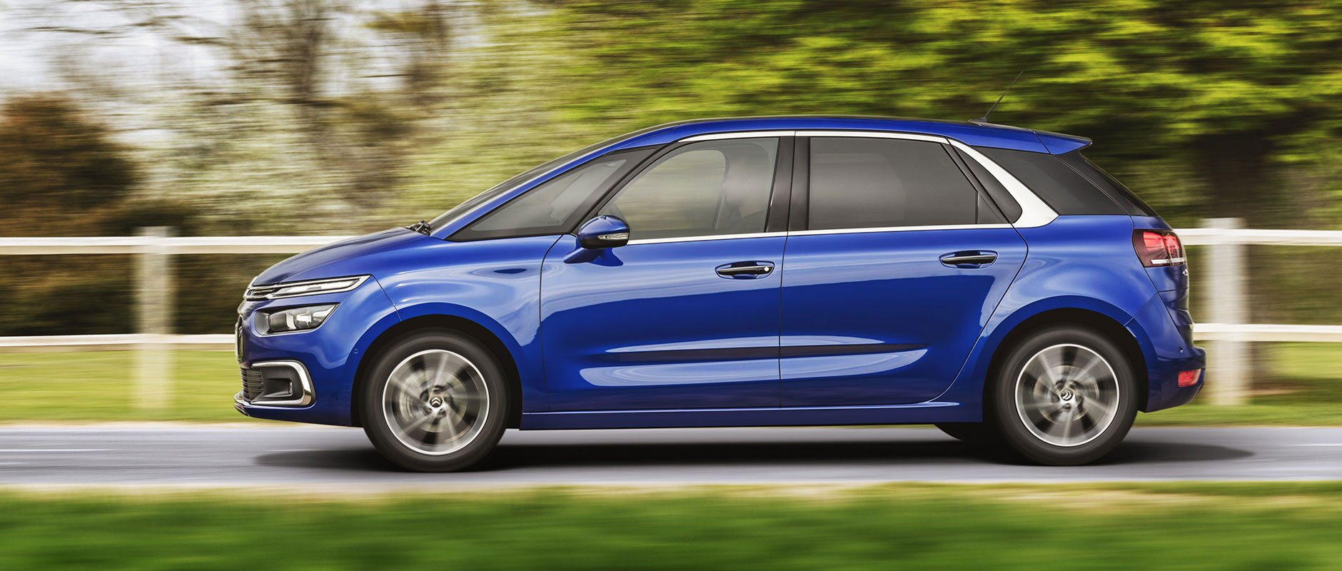 C4 Picasso active safety brake
