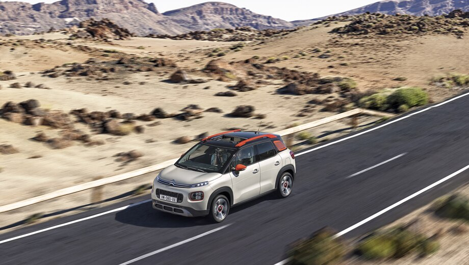 NEW COMPACT SUV CITROËN C3 AIRCROSS